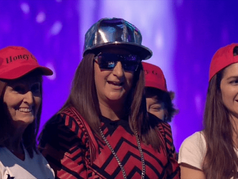 Honey G reveals plan to bag a record deal with Simon Cowell now she's left The X Factor