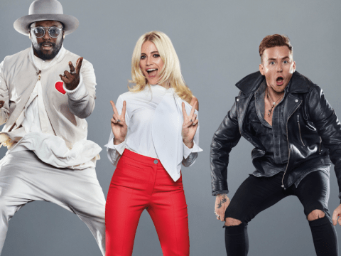 Pixie Lott completes line-up for The Voice Kids with Danny Jones and will.i.am