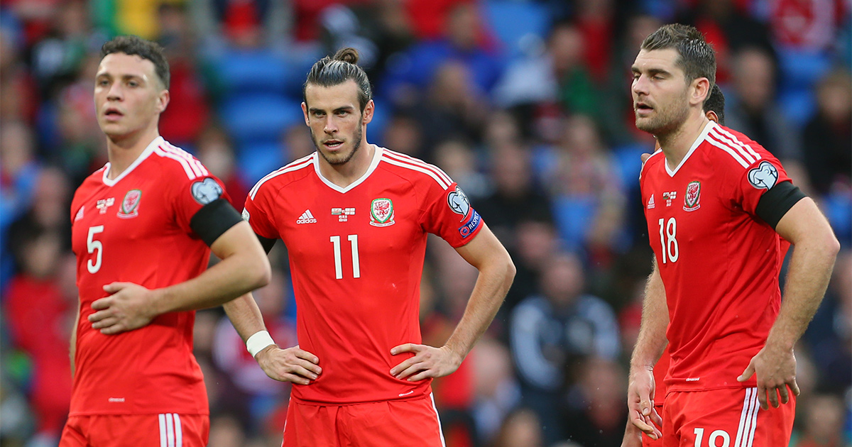 Welsh football team won't wear poppies for World Cup qualifier