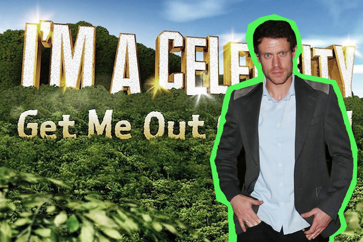 Is footballer Wayne Bridge heading for the I'm A Celebrity jungle?