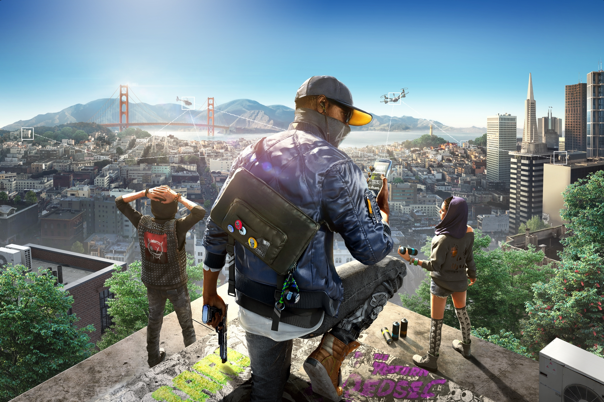 Games Inbox: Watch Dogs 3 setting, Halo Infinite budget, and F-Zero X Criterion Software