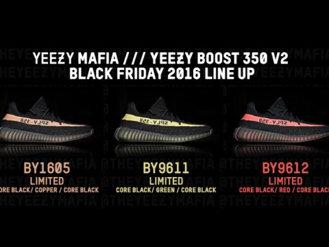 Where and how to buy the upcoming Yeezy Boost 350
