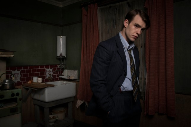 Programme Name: Rillington Place - TX: n/a - Episode: n/a (No. n/a) - Picture Shows: General release Timothy Evans (NICO MIRALLEGRO) - (C) BBC - Photographer: Des Willie