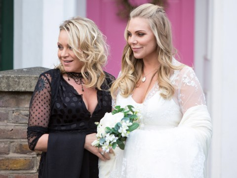 When and how did Roxy Mitchell die in EastEnders?
