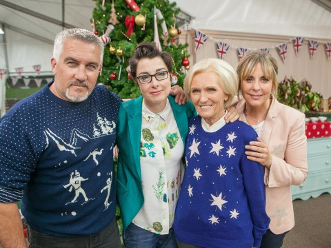 Sue Perkins quit Great British Bake Off in a 'heartbeat' after the Channel 4 move was announced
