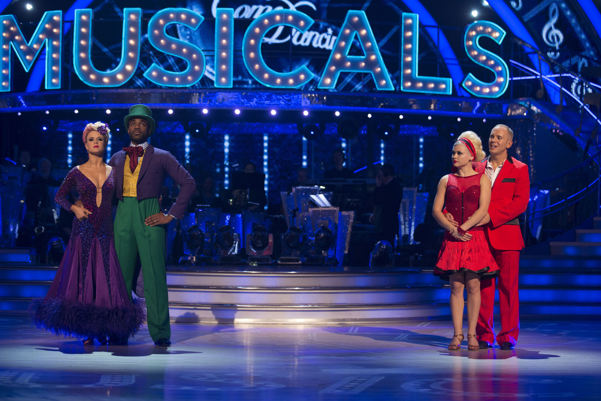 Strictly Come Dancing: Judge Rinder gets his marching orders and urges fans to give ballroom dancing a try
