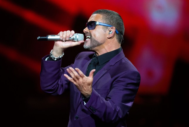 George Michael reportedly battled a secret lung condition in the years leading up to his death (Picture: Getty Images)