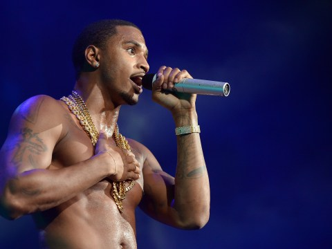 Trey Songz 'arrested following violent outburst' at concert in Detroit