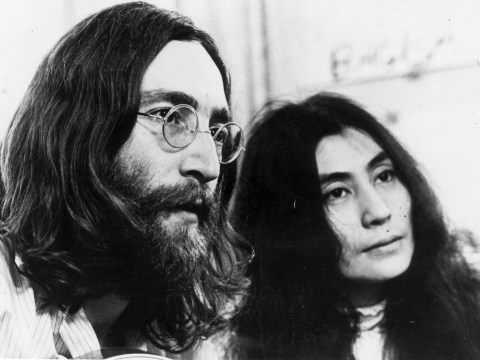 Yoko Ono working on a biopic of her life with John Lennon and their antiwar efforts