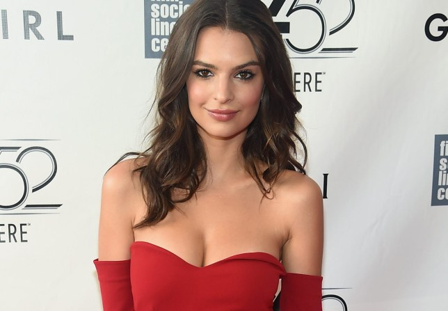 Emily Ratajkowski has slammed a new photo book including nude polaroids of the Gone Girl star (Picture: Getty Images)