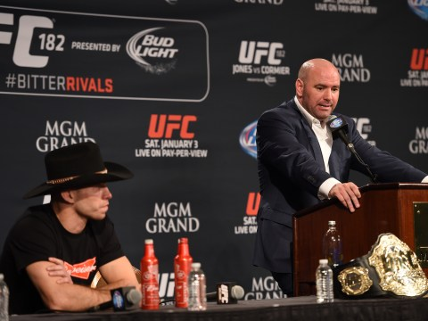 Dana White reveals UFC star Donald Cerrone apologised to him about his involvement in fighters' union