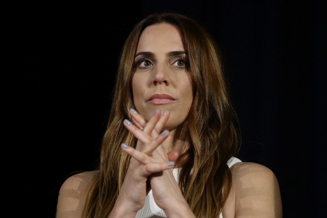 Sporty Spice Mel C has revealed how therapy and alternative treatment including acupuncture helped her recover from an eating disorder (Picture: Getty Images)