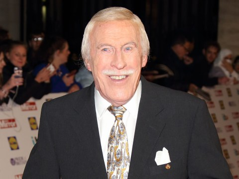 Sir Bruce Forsyth thanks the NHS as friends claim they saved the TV legend's life