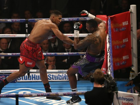 Anthony Joshua wanted Dillian Whyte to replace injured Kubrat Pulev for Cardiff showdown