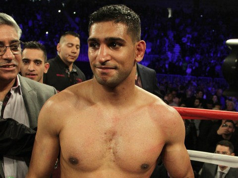Amir Khan reveals he is on the verge of announcing his next fight amid Kell Brook clash rumours