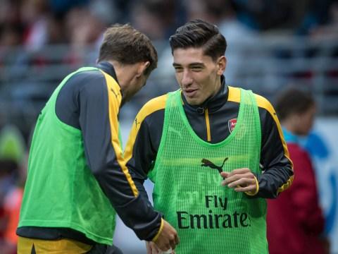 Hector Bellerin: Nacho Monreal is my best friend at Arsenal