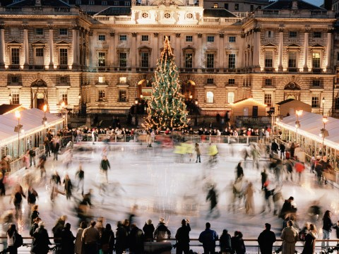 Christmas 2016: 6 of the UK's best outdoor skating rinks to visit this winter