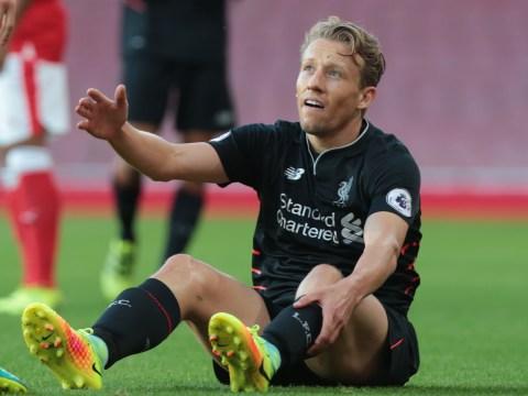 Jurgen Klopp refuses to be drawn on Lucas Leiva's Liverpool exit talk