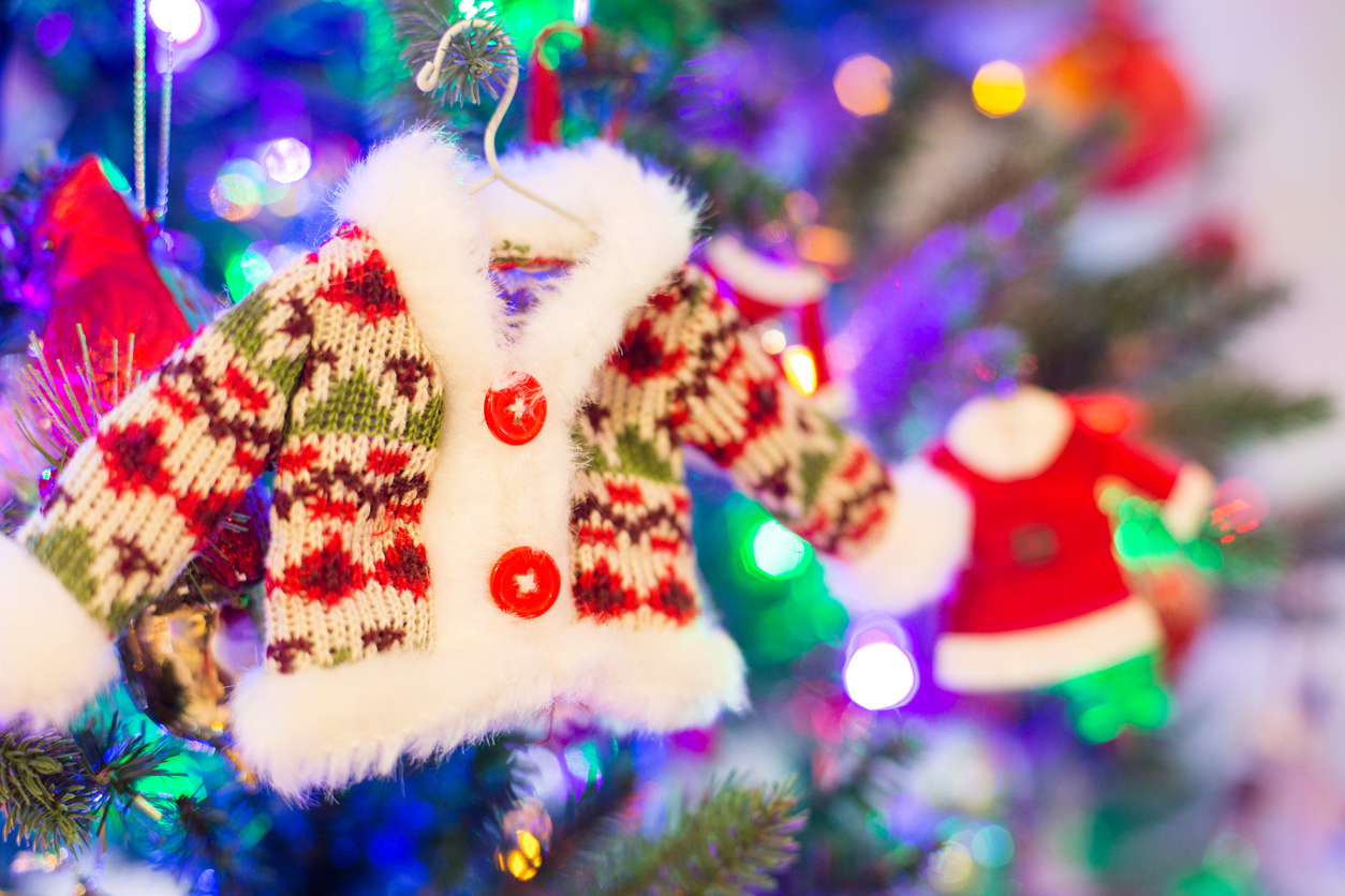 When is Christmas Jumper Day, and where does the money you raise go?