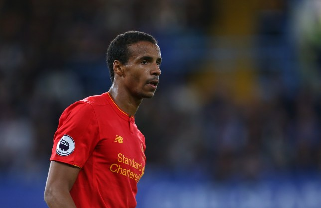 LONDON, ENGLAND - SEPTEMBER 16: Joel Matip of Liverpool during the Premier League match between Chelsea and Liverpool at Stamford Bridge on September 16, 2016 in London, England. (Photo by Catherine Ivill - AMA/Getty Images)