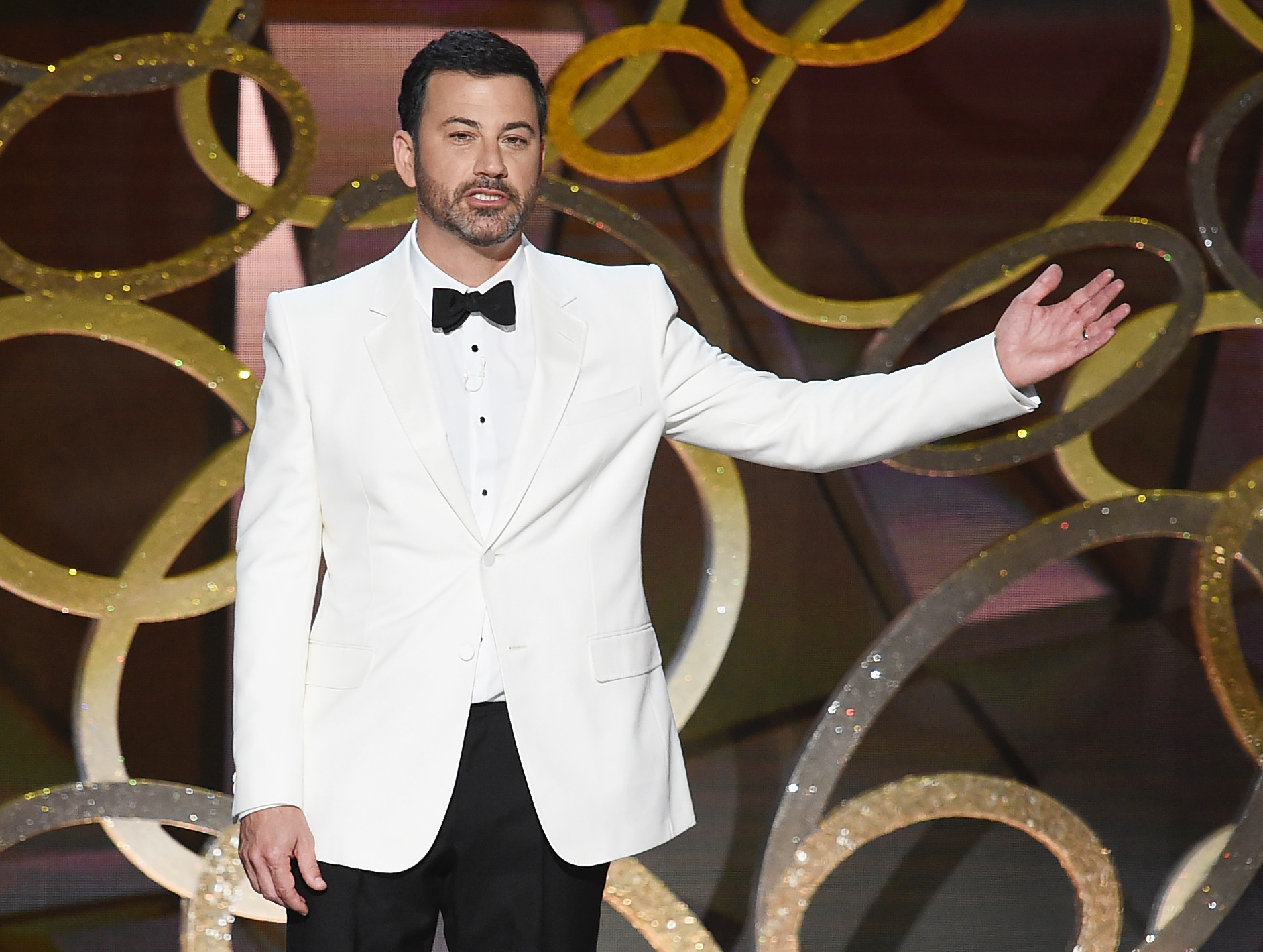 This is how much Jimmy Kimmel is being paid to host the 2017 Oscars