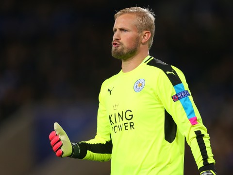 Claudio Ranieri warns Liverpool Kasper Schmeichel is not for sale in the January transfer window