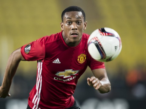 Jose Mourinho believes Manchester United star Anthony Martial is working much harder