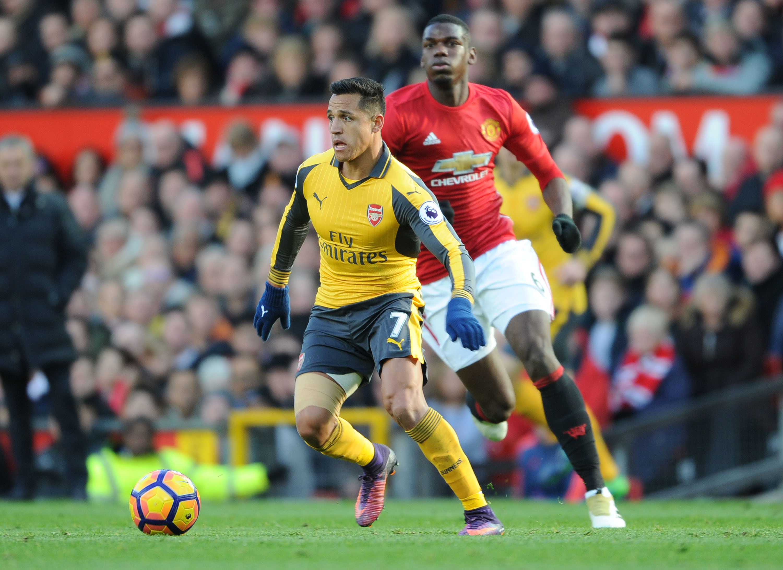 Arsenal's Alexis Sanchez deserves more money than Manchester United's Paul Pogba, says Joey Barton