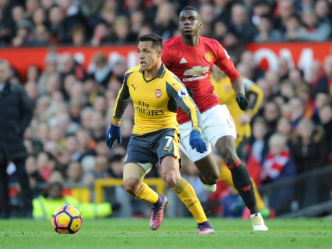 Arsenal's Alexis Sanchez deserves more money than Manchester United's Paul Pogba, says Joey Barton