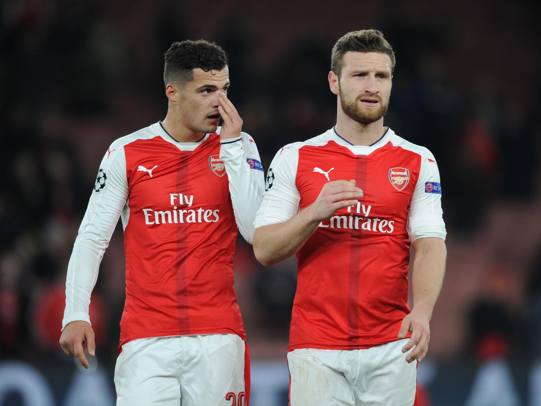 Arsenal legend Ray Parlour hails impact of Shkodran Mustafi