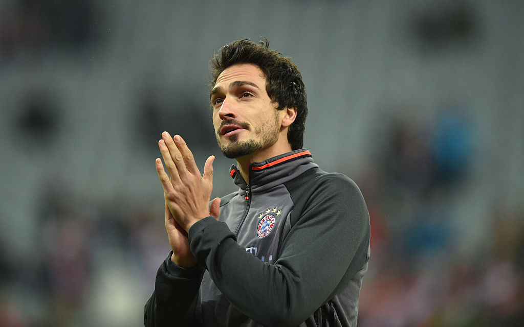 Bayern Munich star Mats Hummels reveals he was very close to completing Manchester United transfer