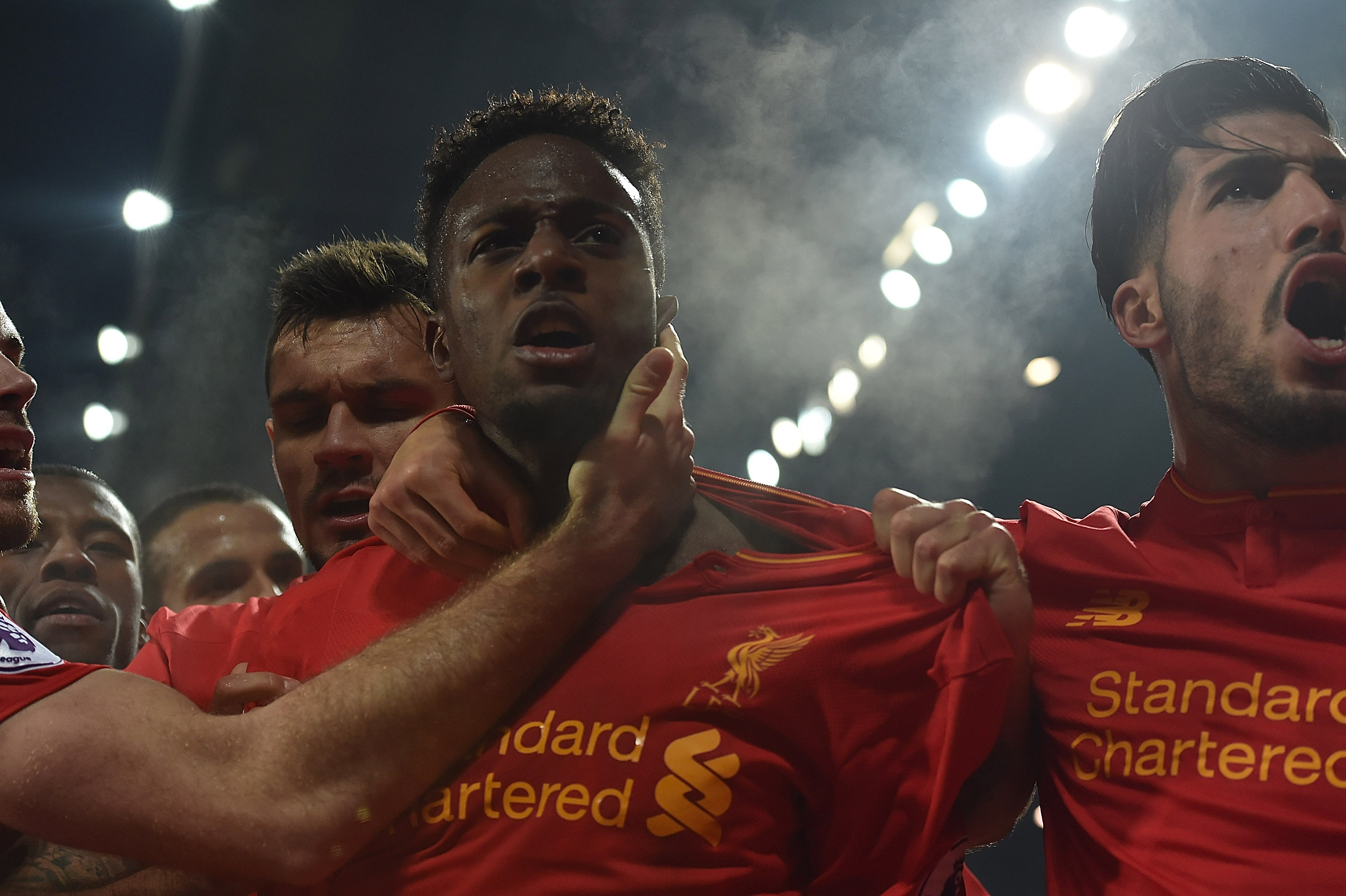 Divock Origi: Arsenal legend Thierry Henry is helping me reach the next level with Liverpool