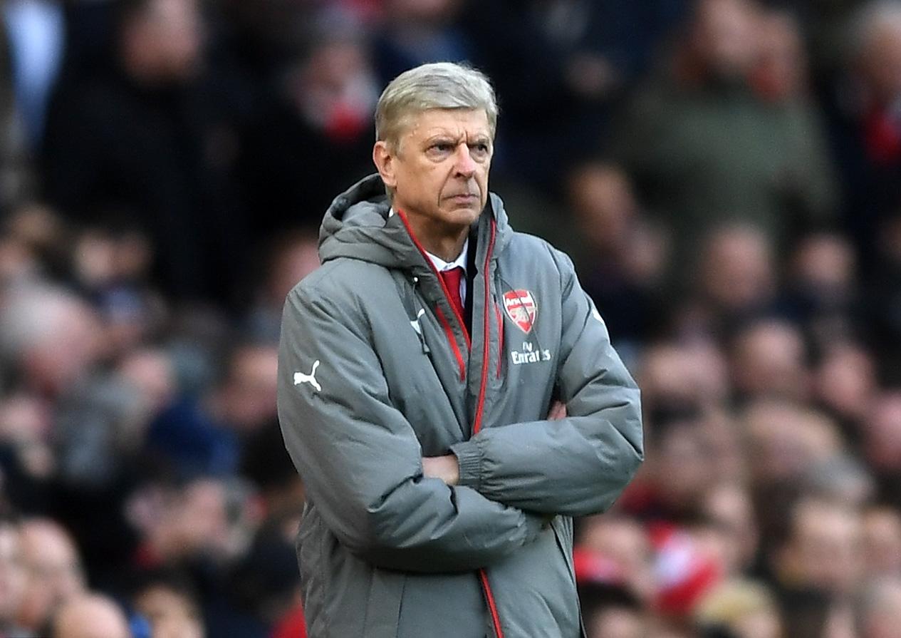 Arsenal boss Arsene Wenger says Carl Jenkinson has 'no confidence'