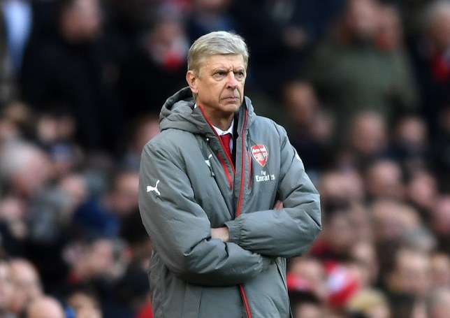 LONDON, ENGLAND - NOVEMBER 27: Arsene Wenger, Manager of Arsenal looks on during the Premier League match between Arsenal and AFC Bournemouth at Emirates Stadium on November 27, 2016 in London, England. (Photo by Shaun Botterill/Getty Images)