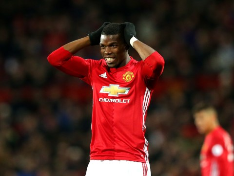 Manchester United star Paul Pogba considered the joint-best defensive midfielder in the world
