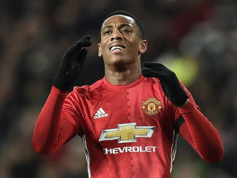 Jose Mourinho explains reason behind Anthony Martial axe at Manchester United