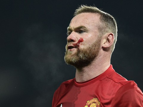Manchester United injury news: Wayne Rooney adds to defensive problems ahead of Everton match