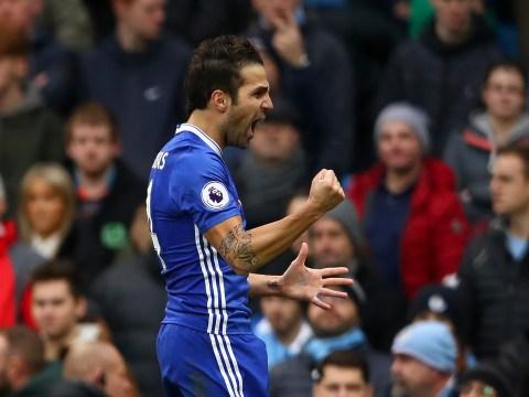 Chelsea midfielder Cesc Fabregas linked with return to Arsenal