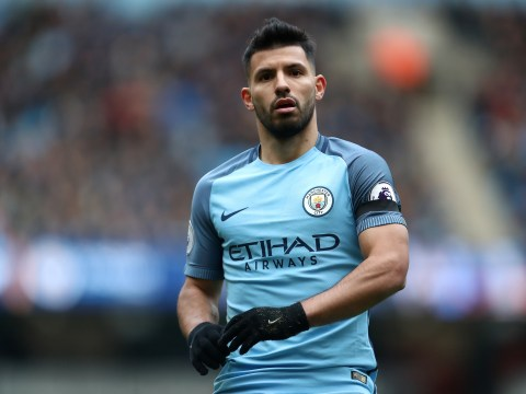 When is Sergio Aguero back for Manchester City in the Premier League?