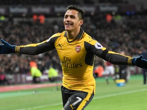 Gary Lineker heaps praise on 'brilliant' Arsenal forward Alexis Sanchez