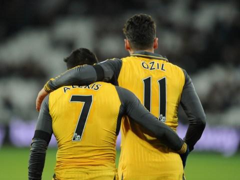 Arsenal legend David Seaman fires Alexis Sanchez and Mesut Ozil warning to Arsene Wenger