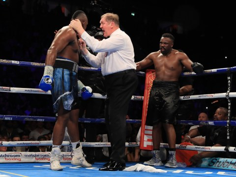 Five things we learned from Anthony Joshua undercard: Dereck Chisora and Dillian Whyte rematch should happen