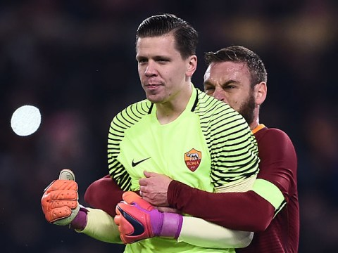 Arsenal loanee Wojciech Szczesny gives away and then saves penalty as Roma beat AC Milan 1-0