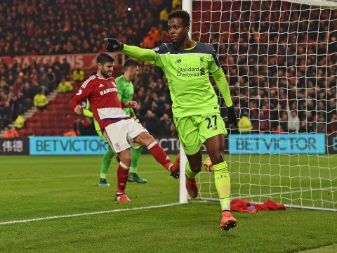 Jordan Henderson says Divock Origi's form is down to the right attitude in training