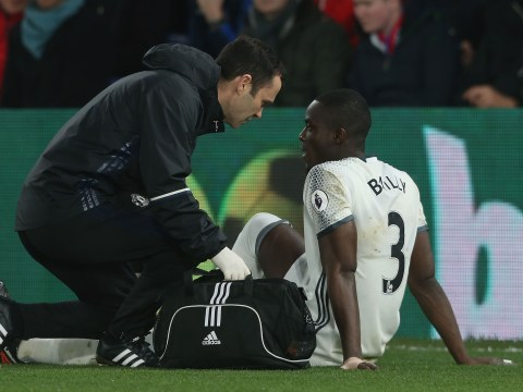 Boost for Manchester United as Jose Mourinho delivers good news on Eric Bailly and Chris Smalling