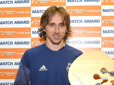 Luka Modric given bonkers Man of the Match award at Club World Cup