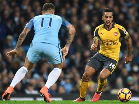 Arsenal star Theo Walcott names second halves as a major weakness in Man City and Everton defeats