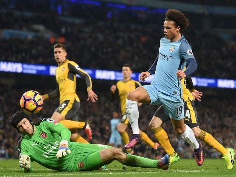 Manchester City 2-1 Arsenal: Mesut Ozil invisible as Leroy Sane shows his talent