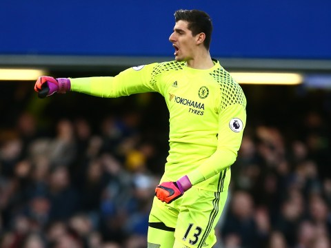 Chelsea set to open talks with Thibaut Courtois over new deal as Real Madrid target summer transfer
