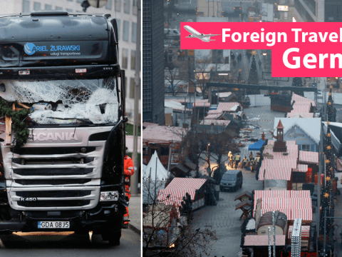 Is it safe to travel to Germany? Latest travel advice followinglorry attack on Berlin Christmas market